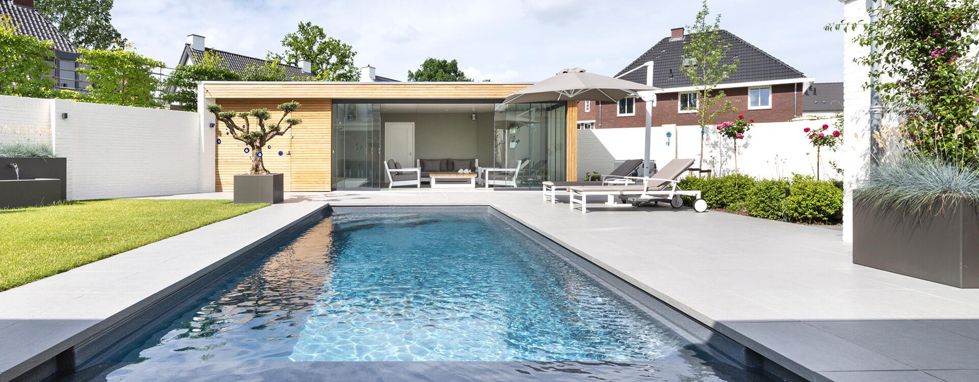 venkovní bazén na klíč Tábor
