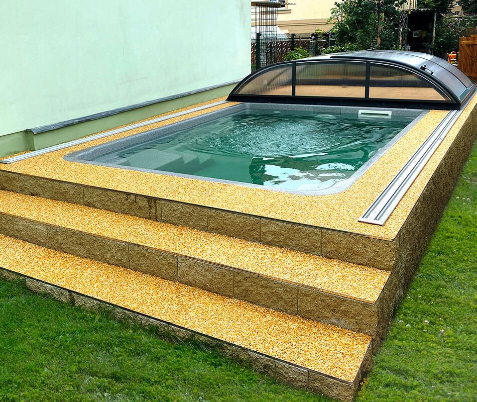 Prodej, realizace a zastřešení bazénů od SPB servisní