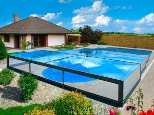 Zastřešení bazénů Alukov od SPB servisní
