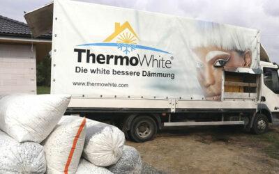 Tepelná izolace – ThermoWhite®